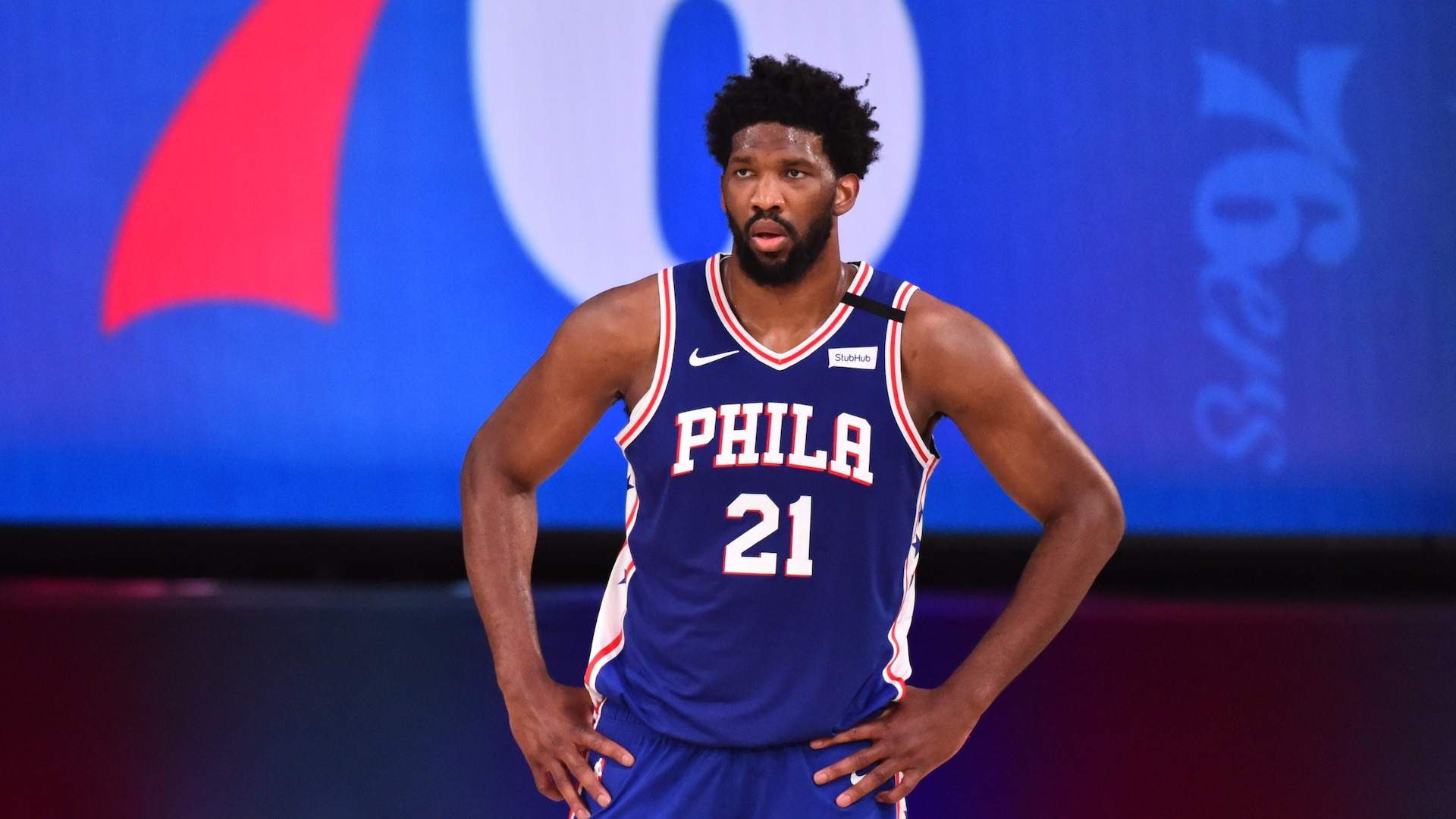 Joel Embiid out against Suns with ankle injury