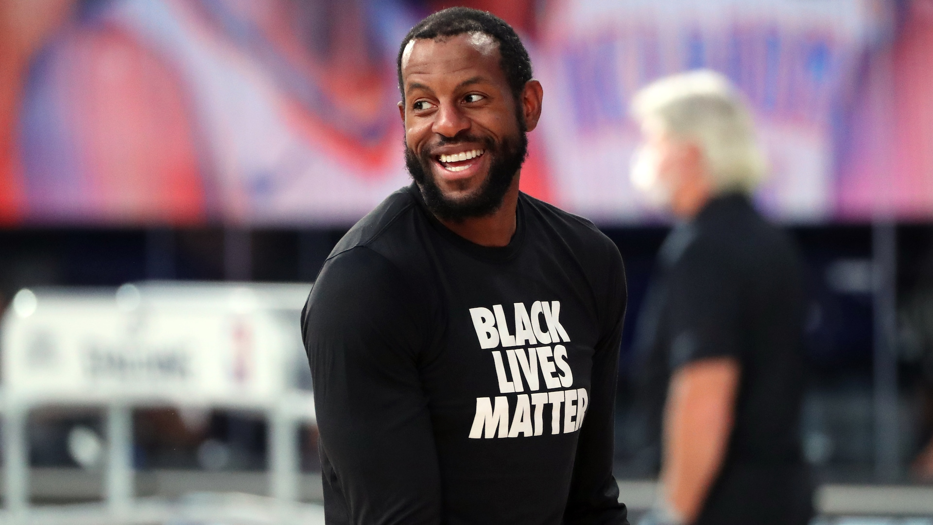 Q&A: Andre Iguodala talks Heat culture and if the Warriors should trade their pick