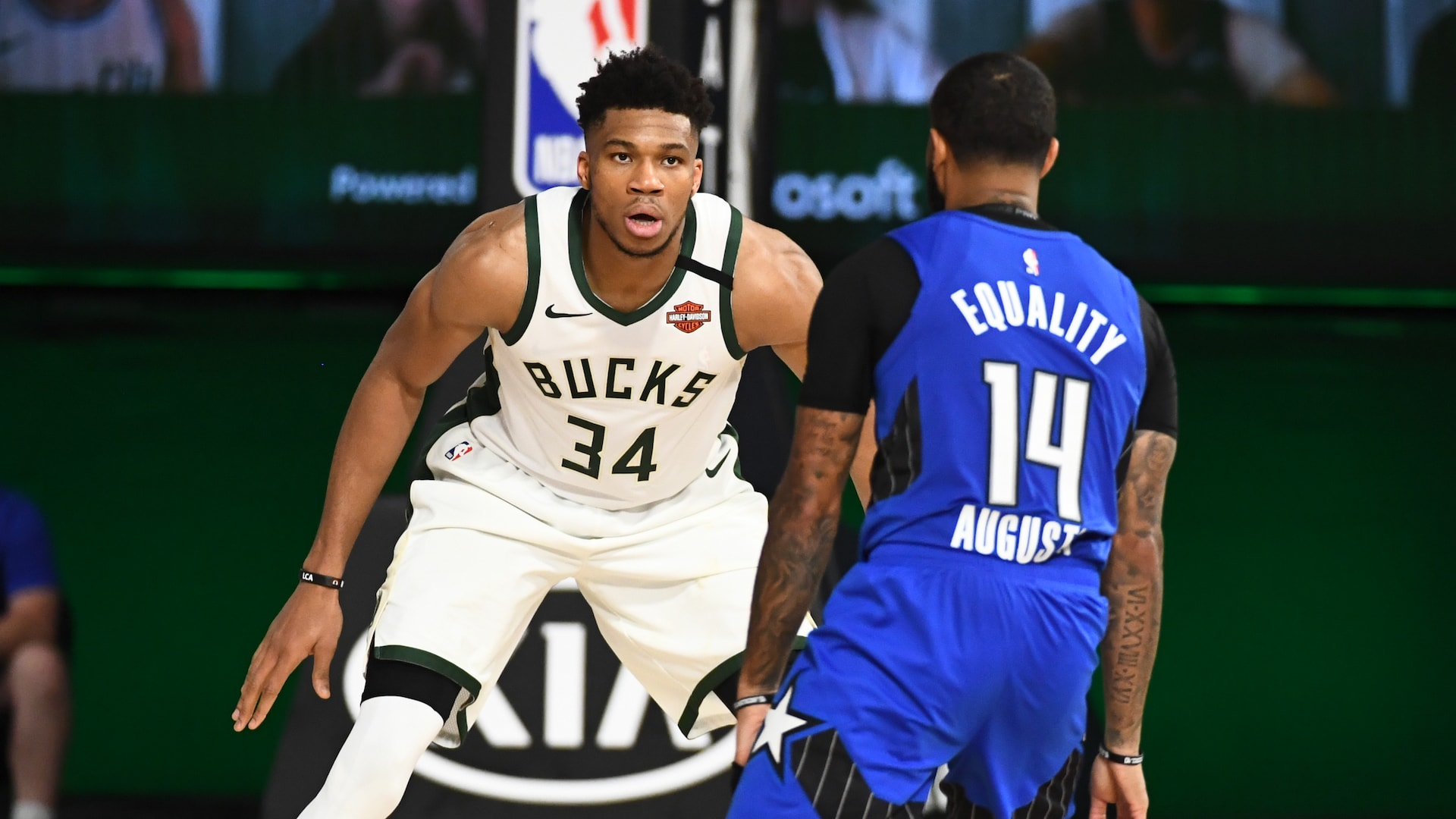 Is Bucks' Game 1 loss snapshot of who this team is right now?