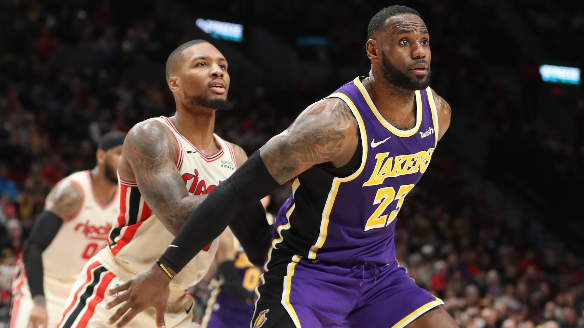 How teams battling for No. 8 stack up against No. 1 Lakers