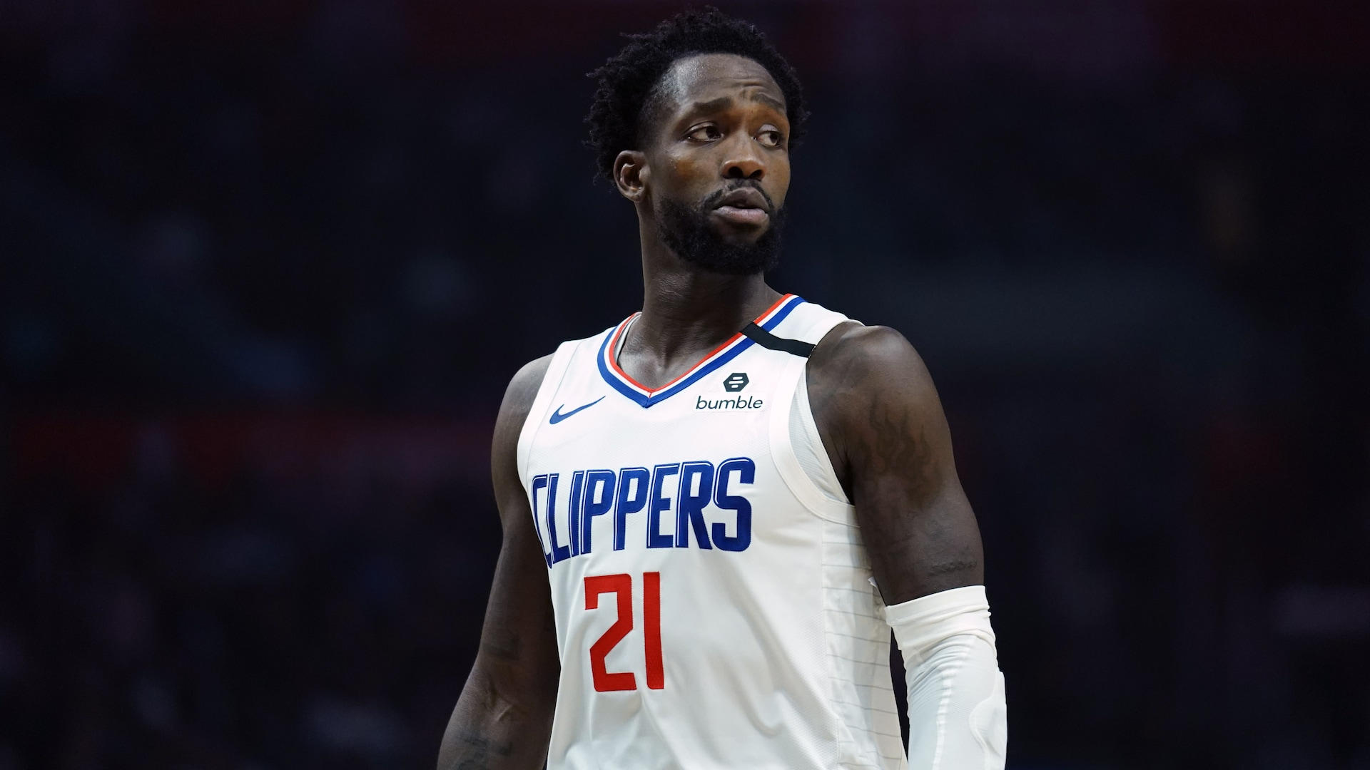 Reports: Patrick Beverley leaves NBA campus for personal emergency