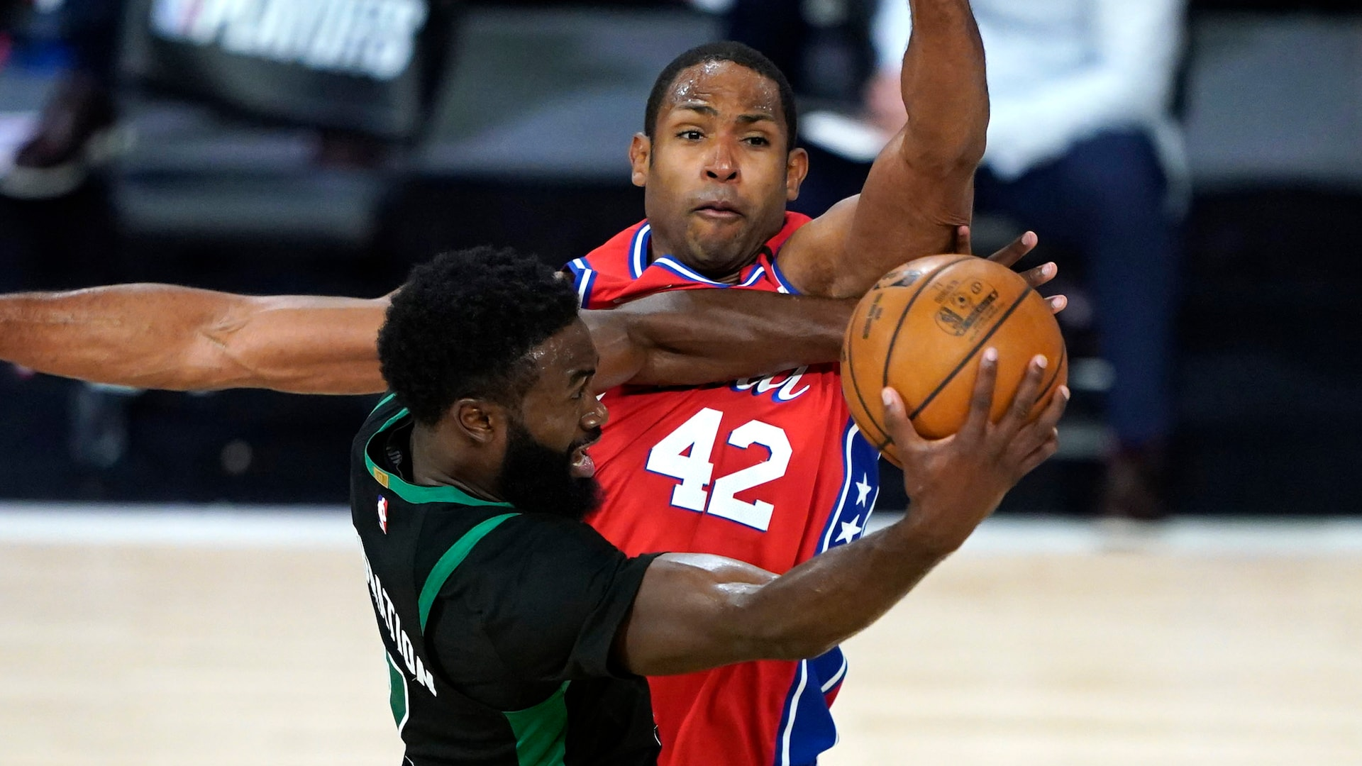 Celtics' speed trumps Sixers' size in Game 1