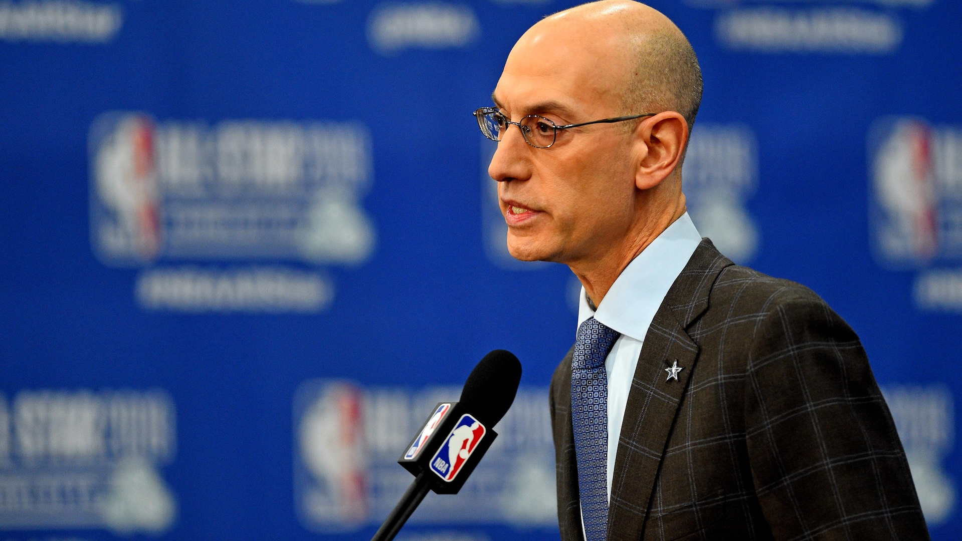 Adam Silver: 'Sustainable change is long overdue'