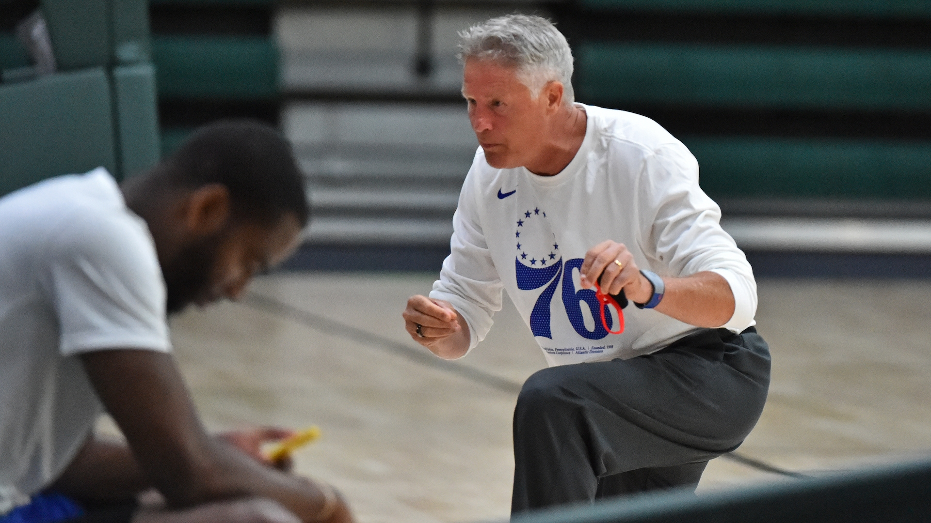 Sixers fire Brett Brown after first-round sweep
