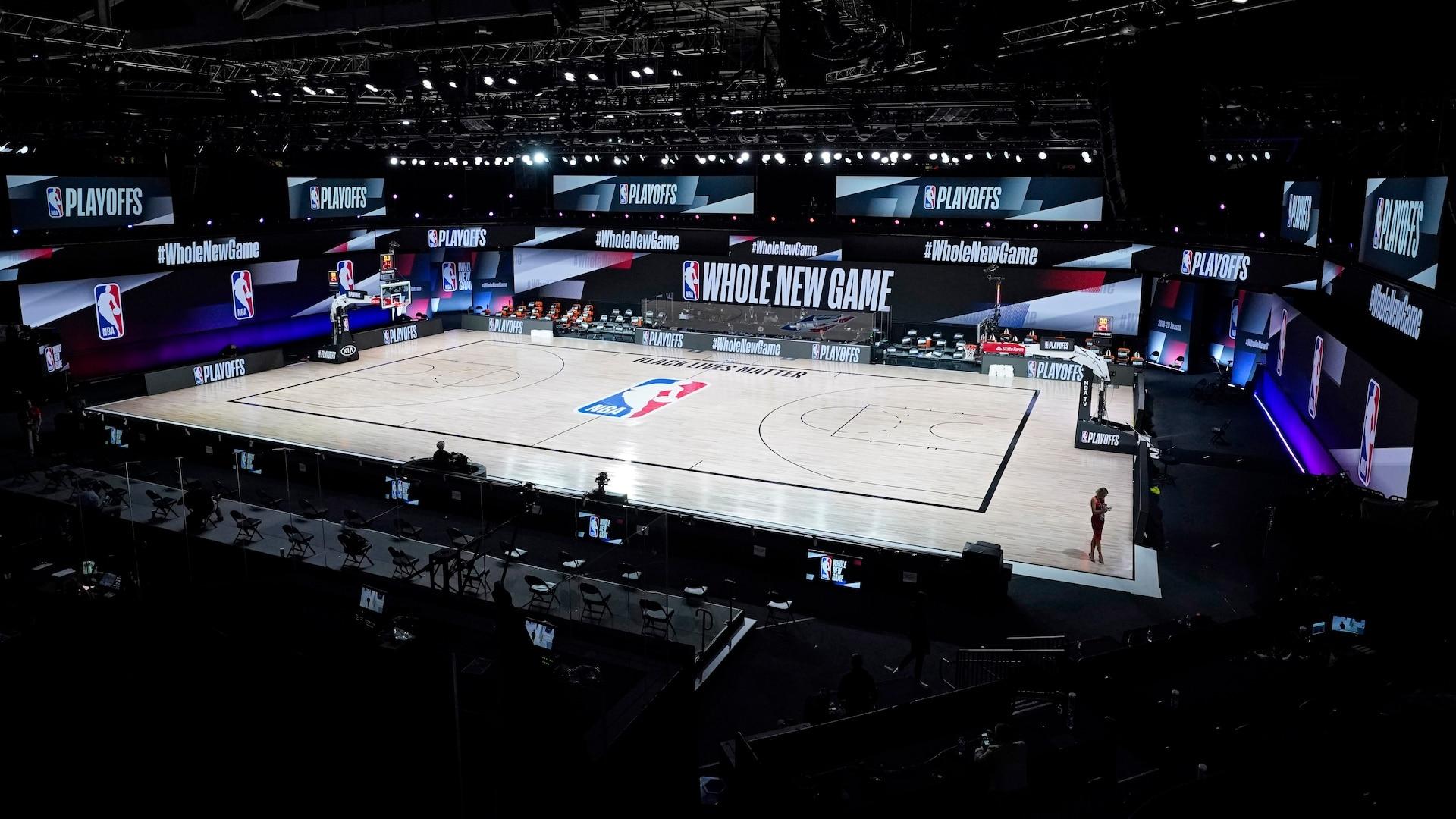 NBA postpones playoff games