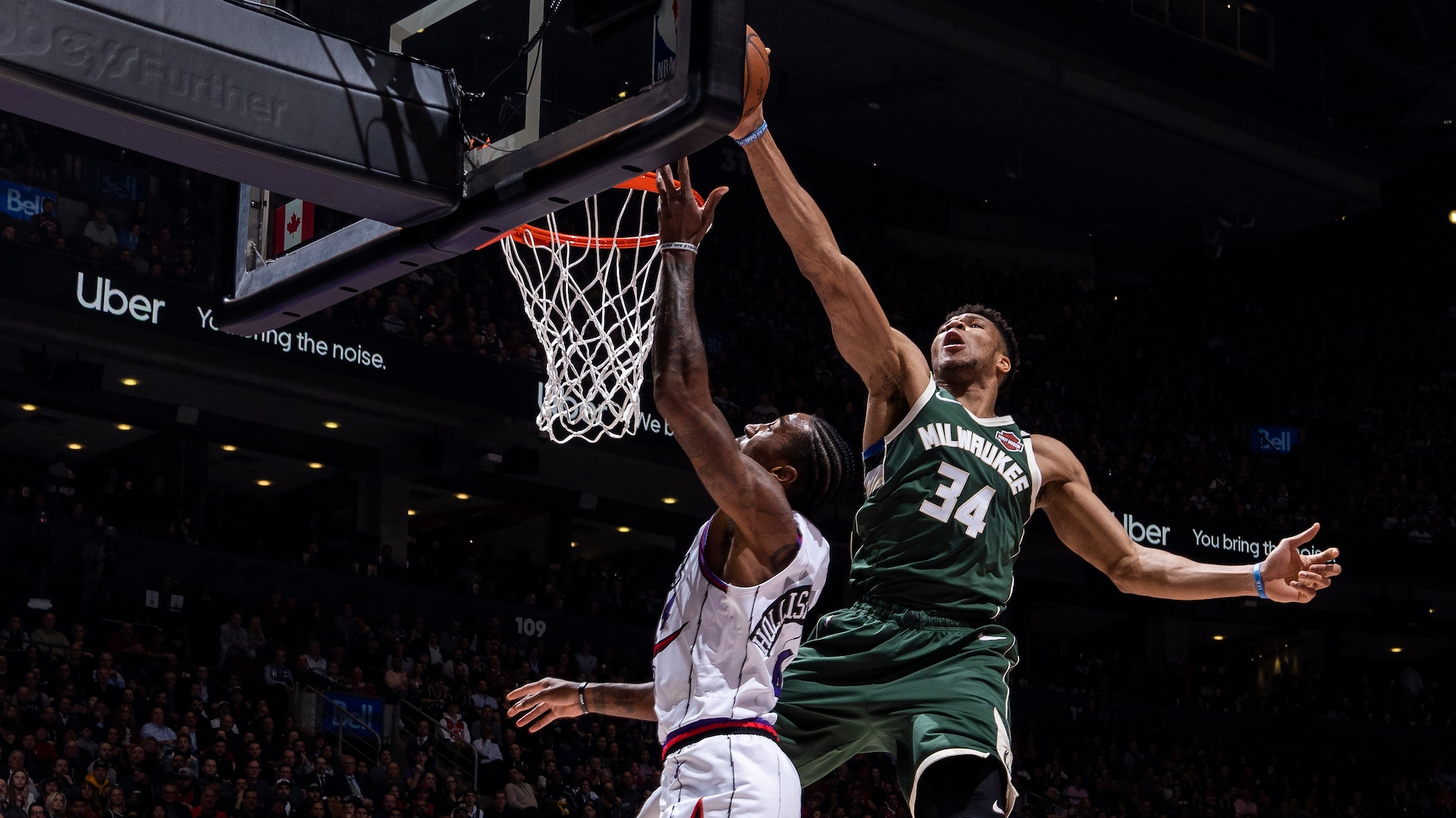Milwaukee's Giannis Antetokounmpo wins 2019-20 Kia NBA Defensive Player of the Year Award