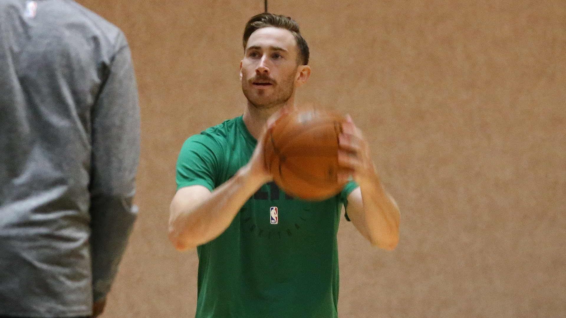 Gordon Hayward leaves bubble while recovering from ankle injury