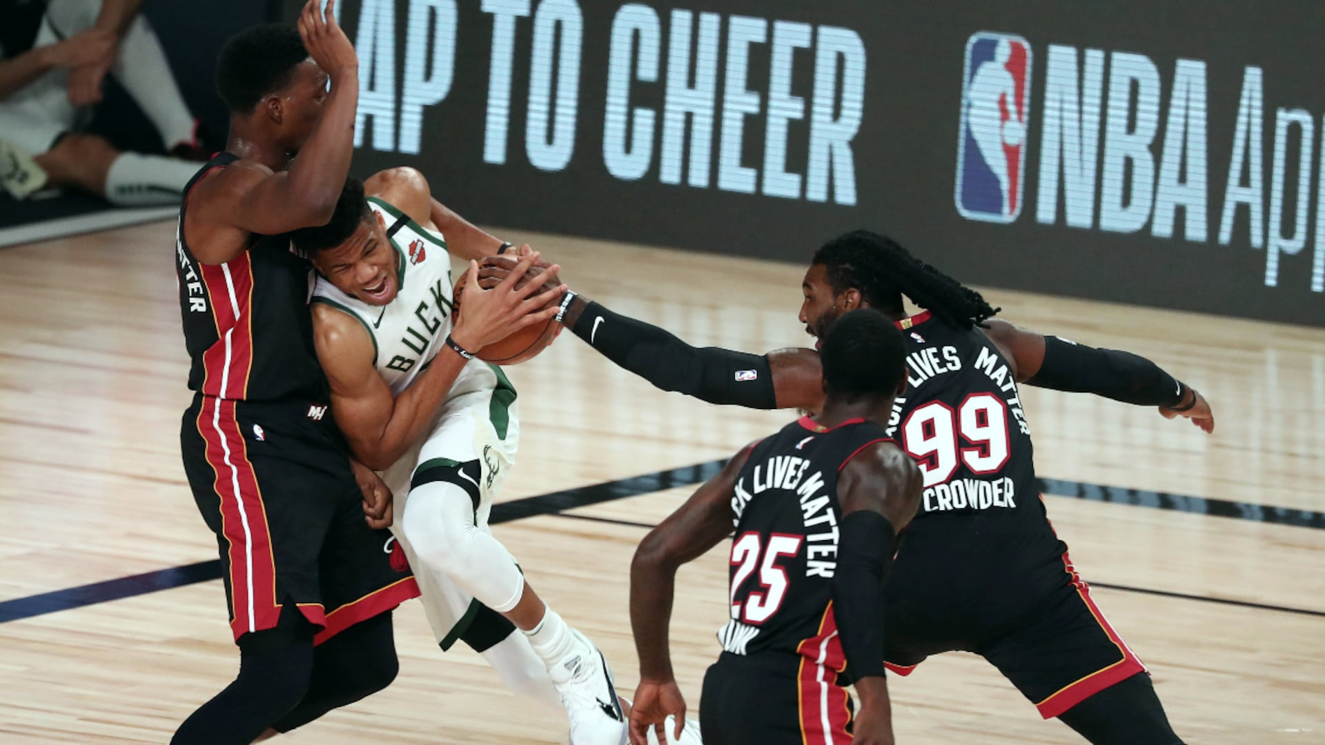 Series Preview: Can Bam Adebayo, Heat slow down Giannis?