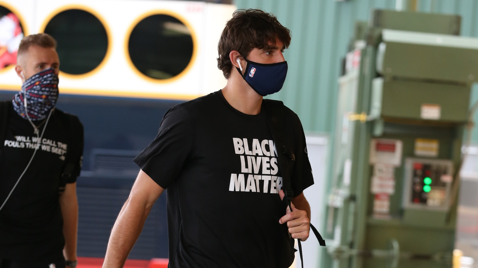 Nets' Joe Harris leaves campus for non-medical personal matter