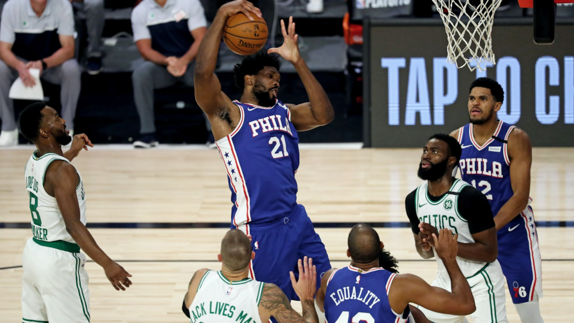 Once poised for success, 76ers would find ambitions smoldering if Celtics sweep
