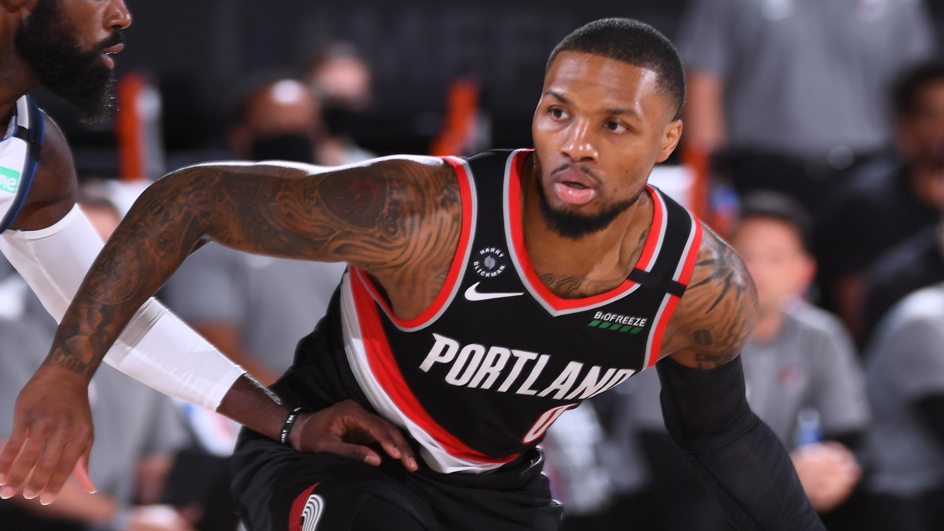 Damian Lillard's rampage means it's 'Dame Time' for the NBA restart