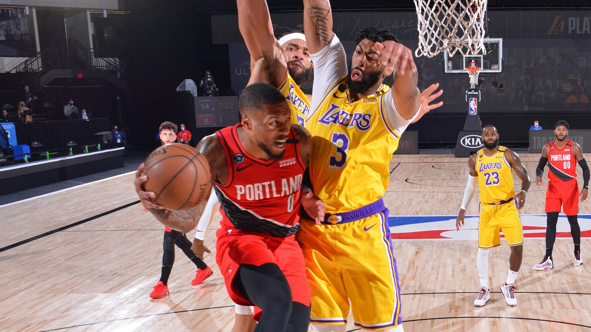 Lakers ramp up defensive execution in Game 2 win