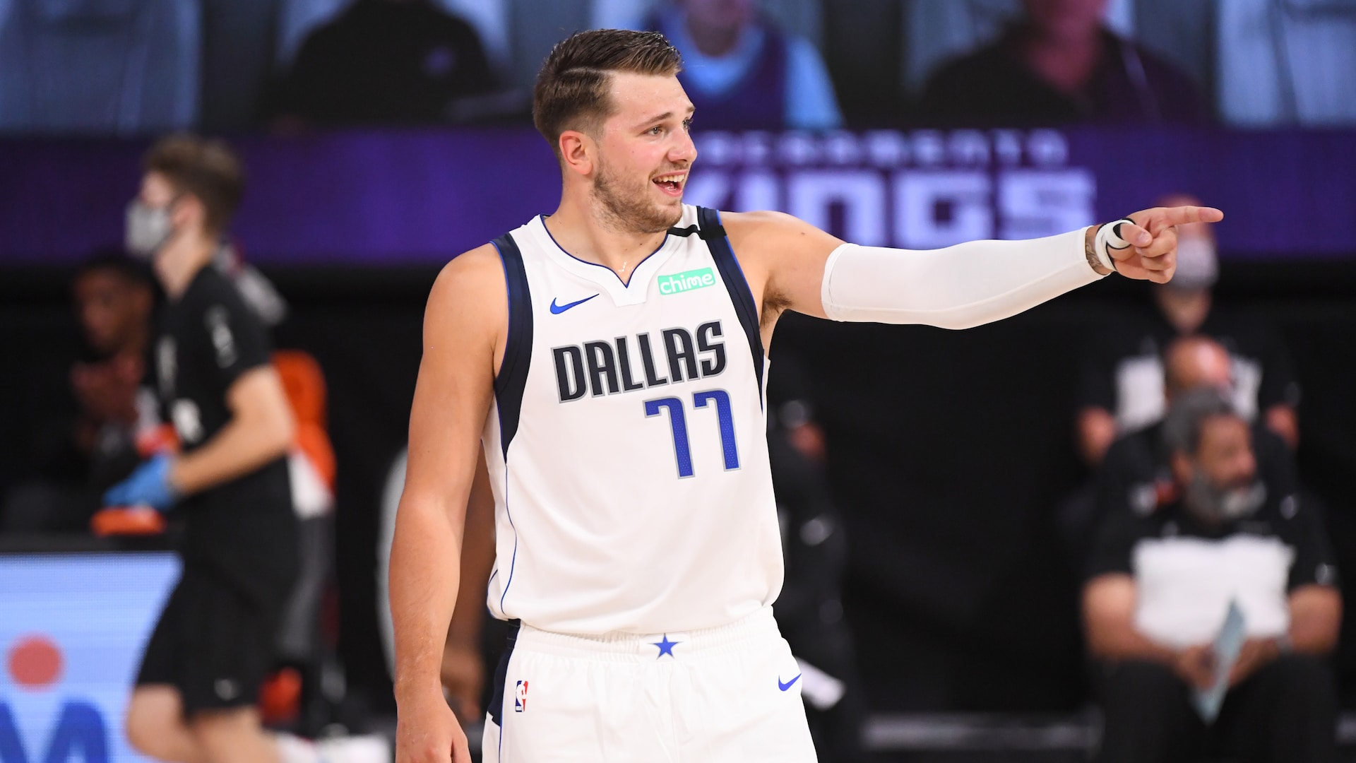Mavericks' Luka Doncic set to begin his first NBA playoff run