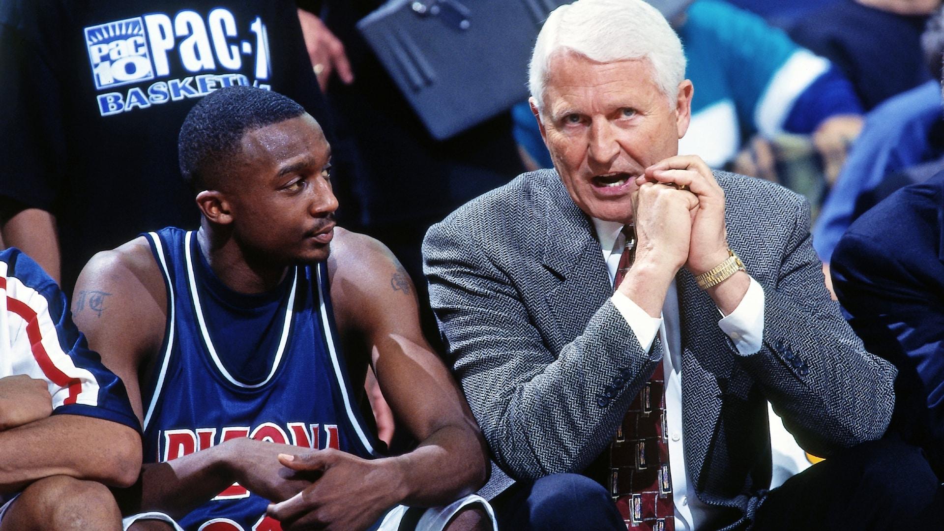 Lute Olson, Arizona coaching legend, dies at 85
