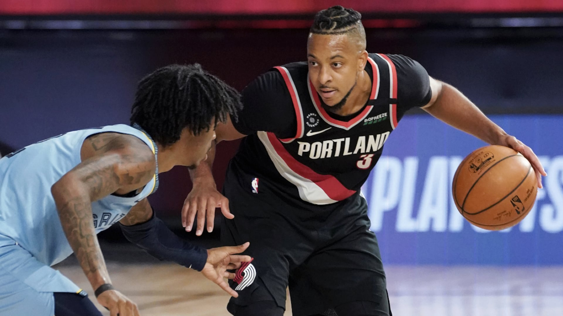 CJ McCollum's clutch performance gives Blazers confidence boost
