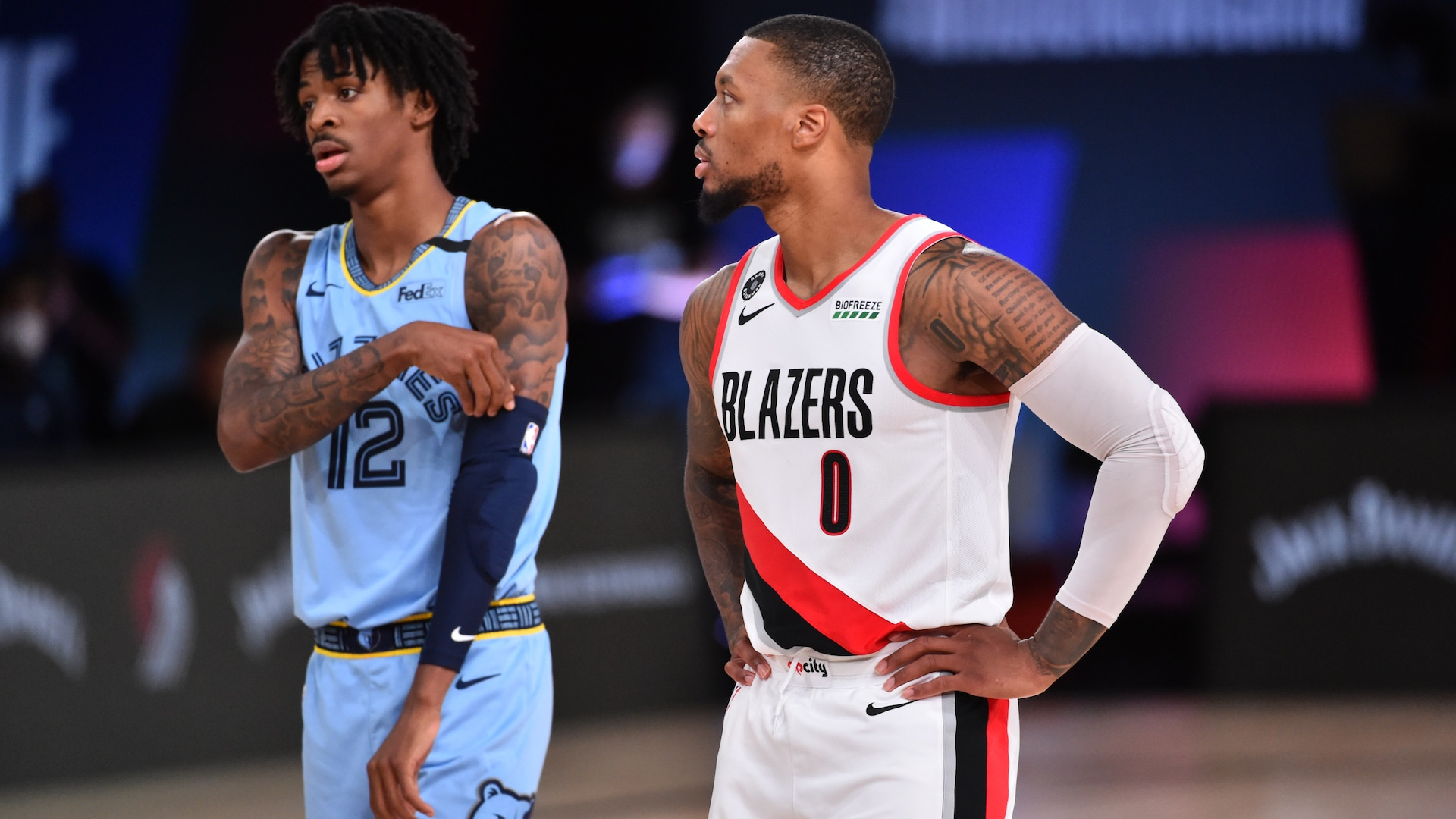 Blogtable: Are Blazers or Grizzlies a tougher first-round foe for Lakers?