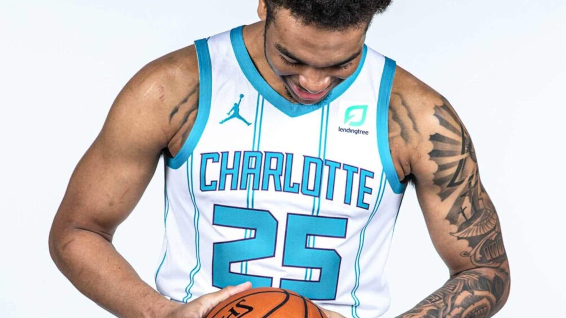 Hornets unveil new uniforms for 2020-21 season