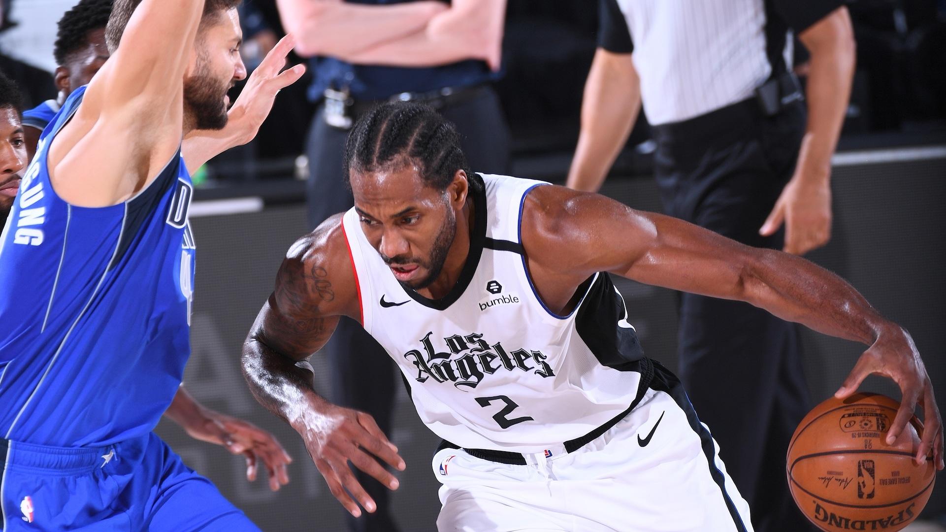 Clippers reclaim dominant position, control series vs. Mavericks