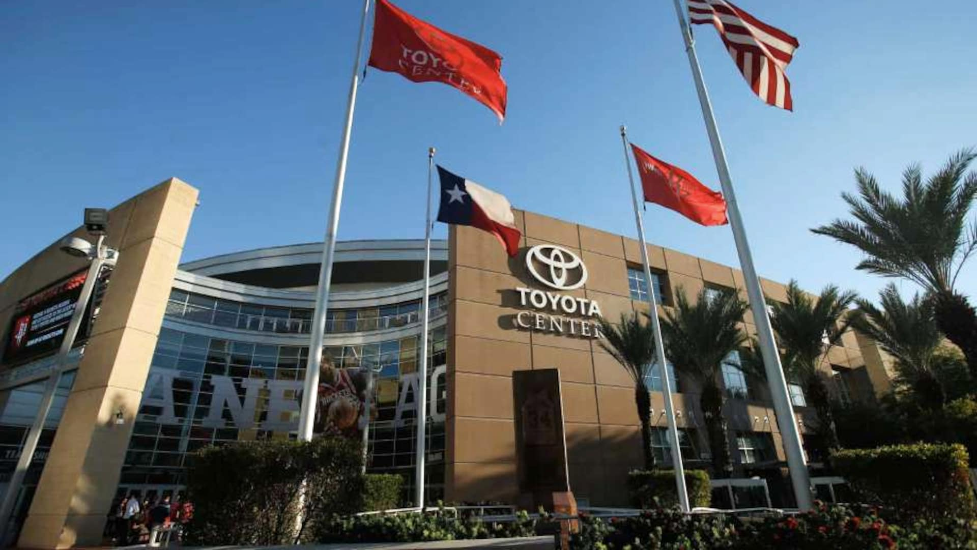 Rockets announce Toyota Center will serve as vote center