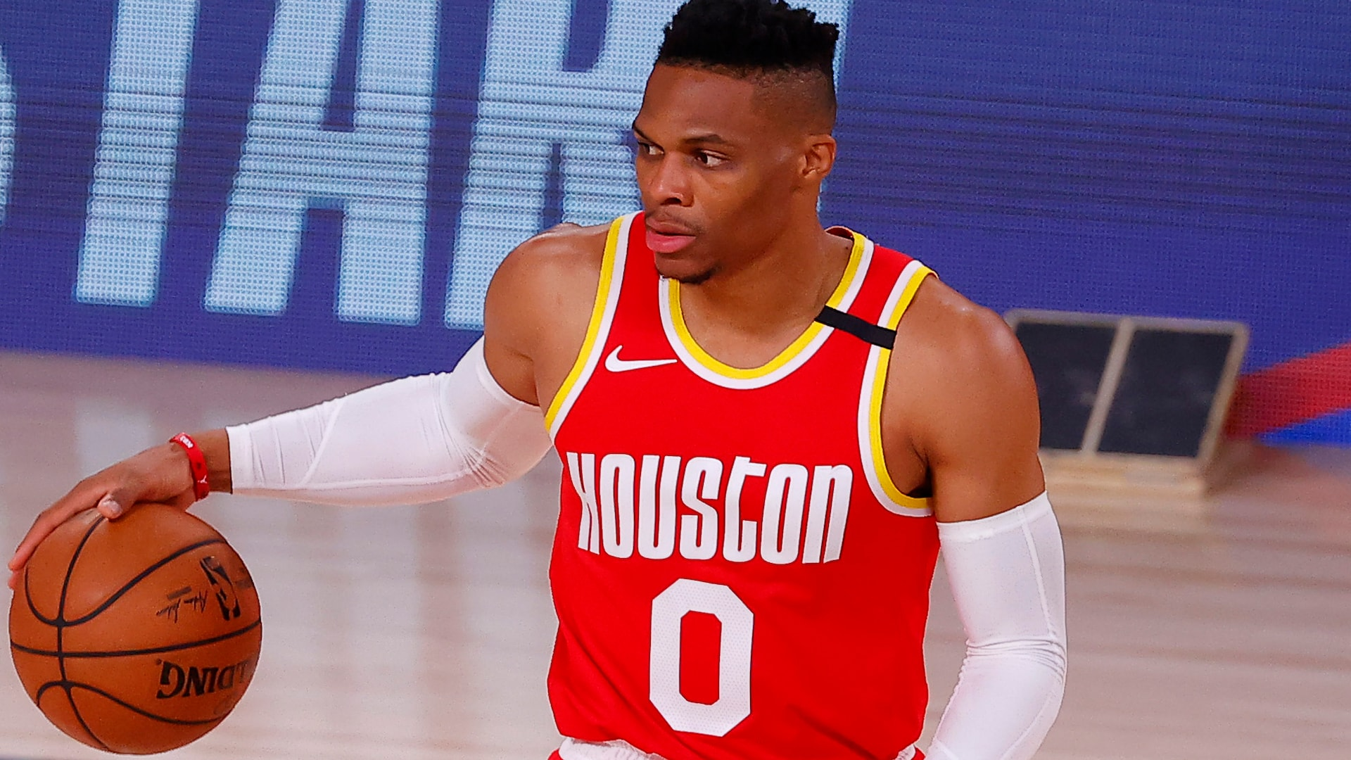 Reports: Russell Westbrook to miss start of first-round series