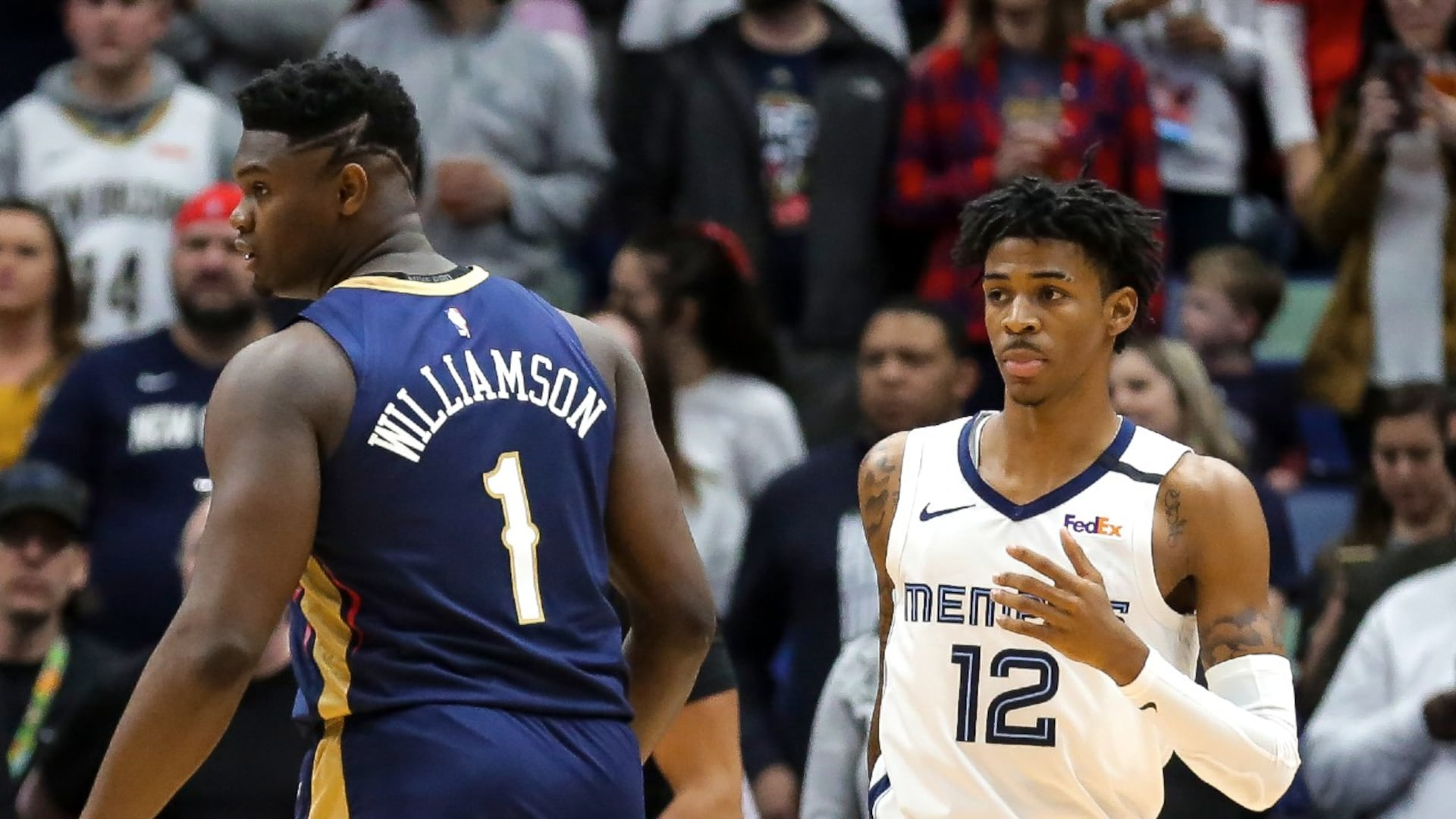 Ja Morant, Zion Williamsom headline 2019-20 Kia All-Rookie First Team