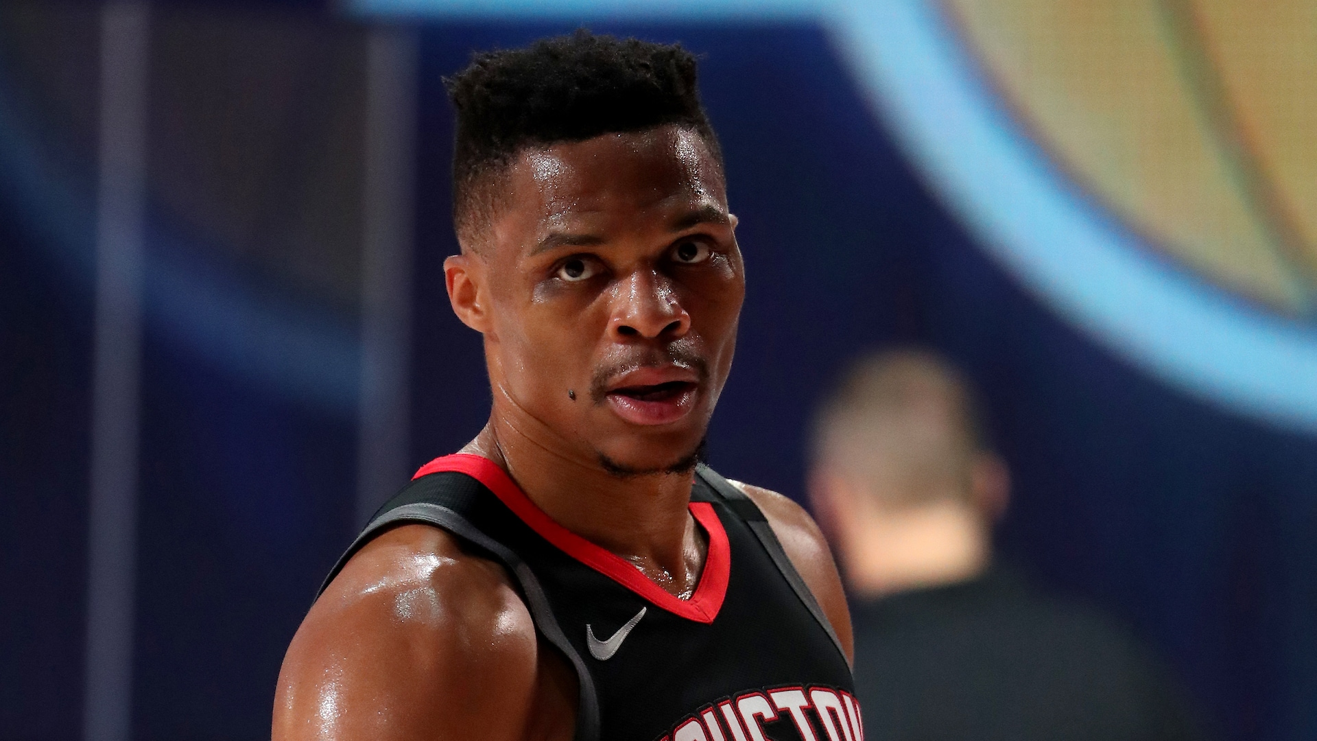Russell Westbrook's debut season with Rockets crash-lands with Game 5 ouster