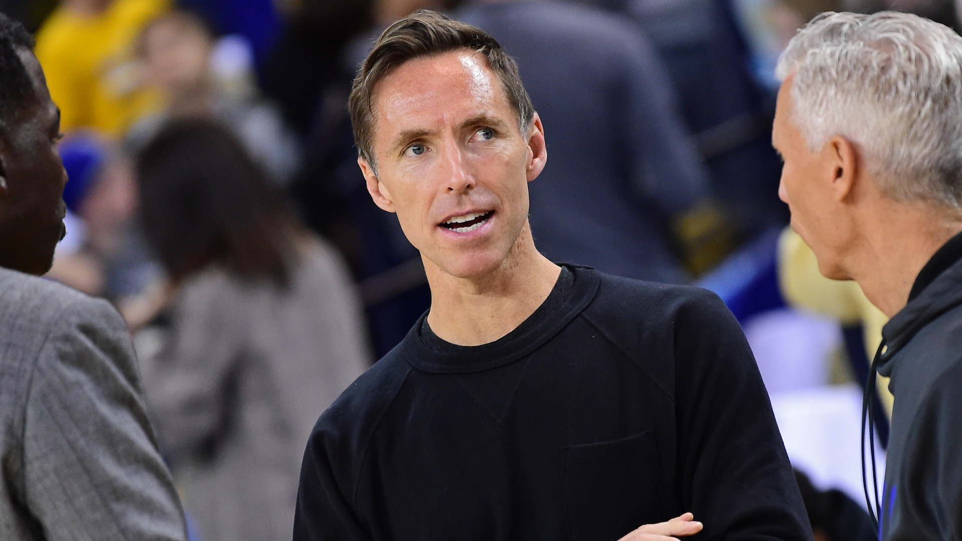 Steve Nash faces new challenge with Nets