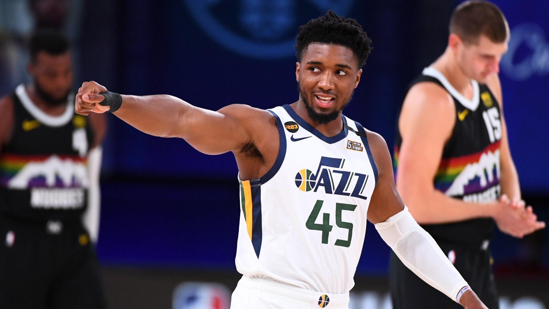 Report: Jazz, Donovan Mitchell to finalize max extension