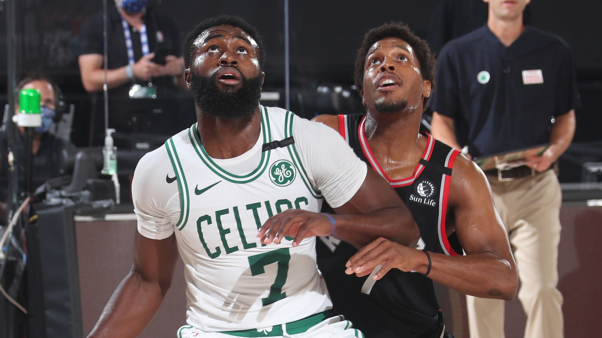 Four games in, Celtics and Raptors still searching for respective 'A' games
