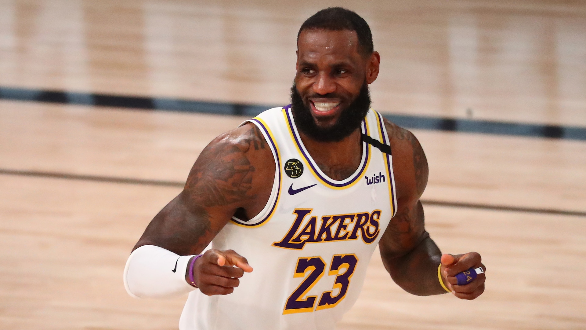 Another NBA Finals awaits LeBron if Lakers can finish Nuggets