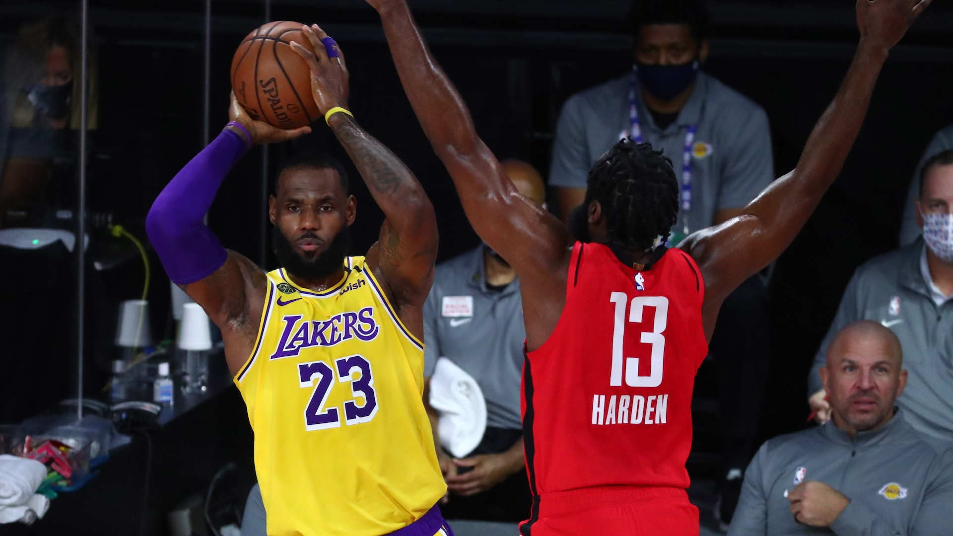 3 takeaways from Lakers' Game 4 win over Rockets