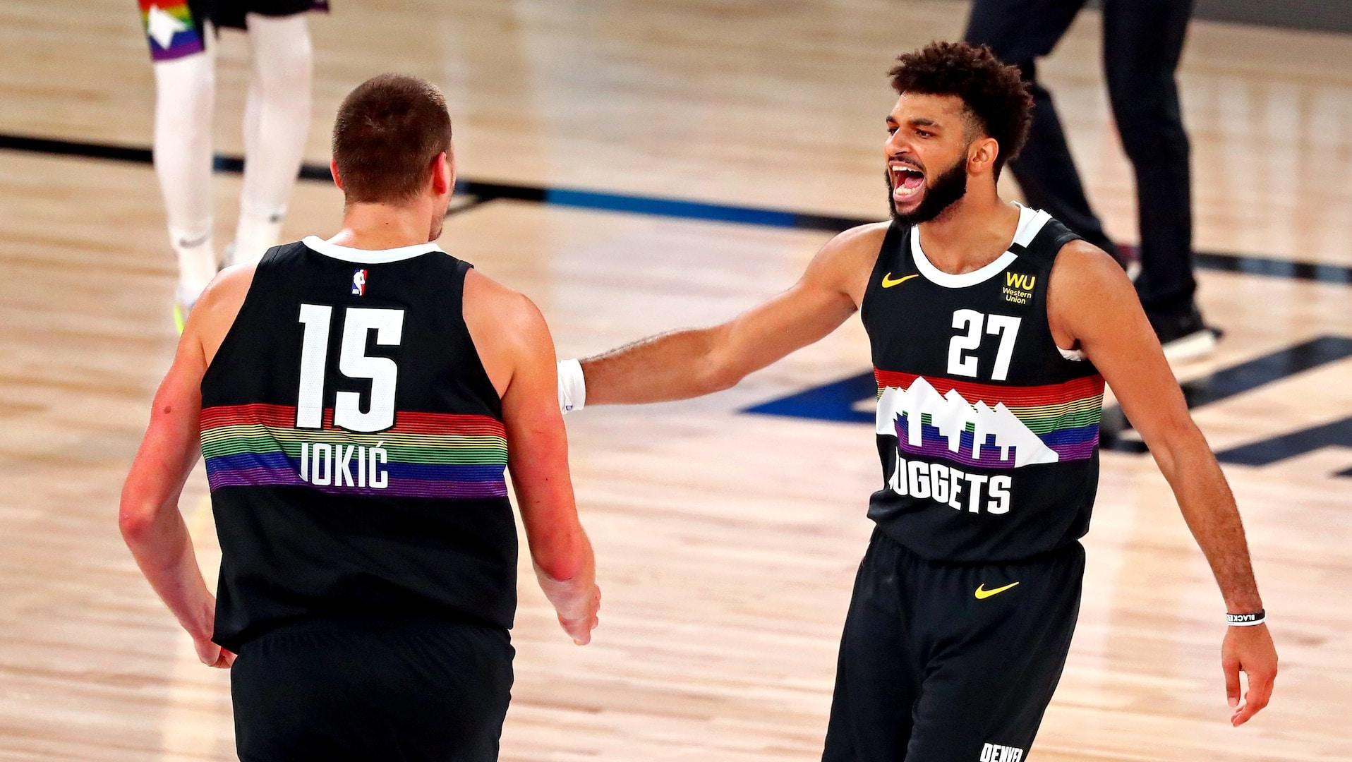 Nuggets thoroughly enjoying odds-defying playoff run