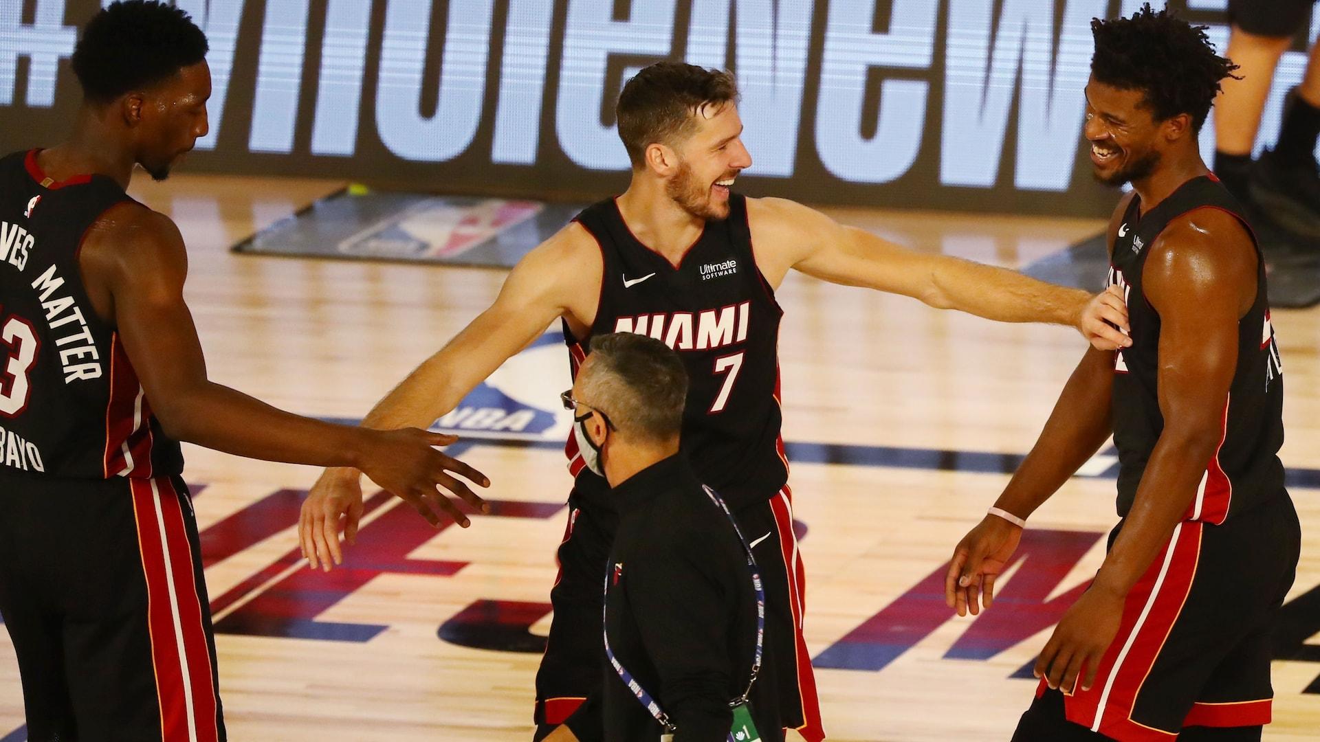 4 factors that could help Heat upset Lakers