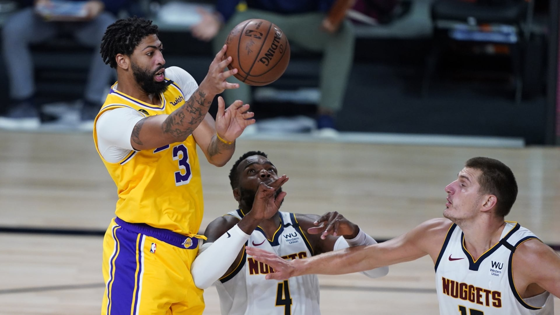 Numbers preview: Western Conference finals -- Los Angeles Lakers (1) vs. Denver Nuggets (3)