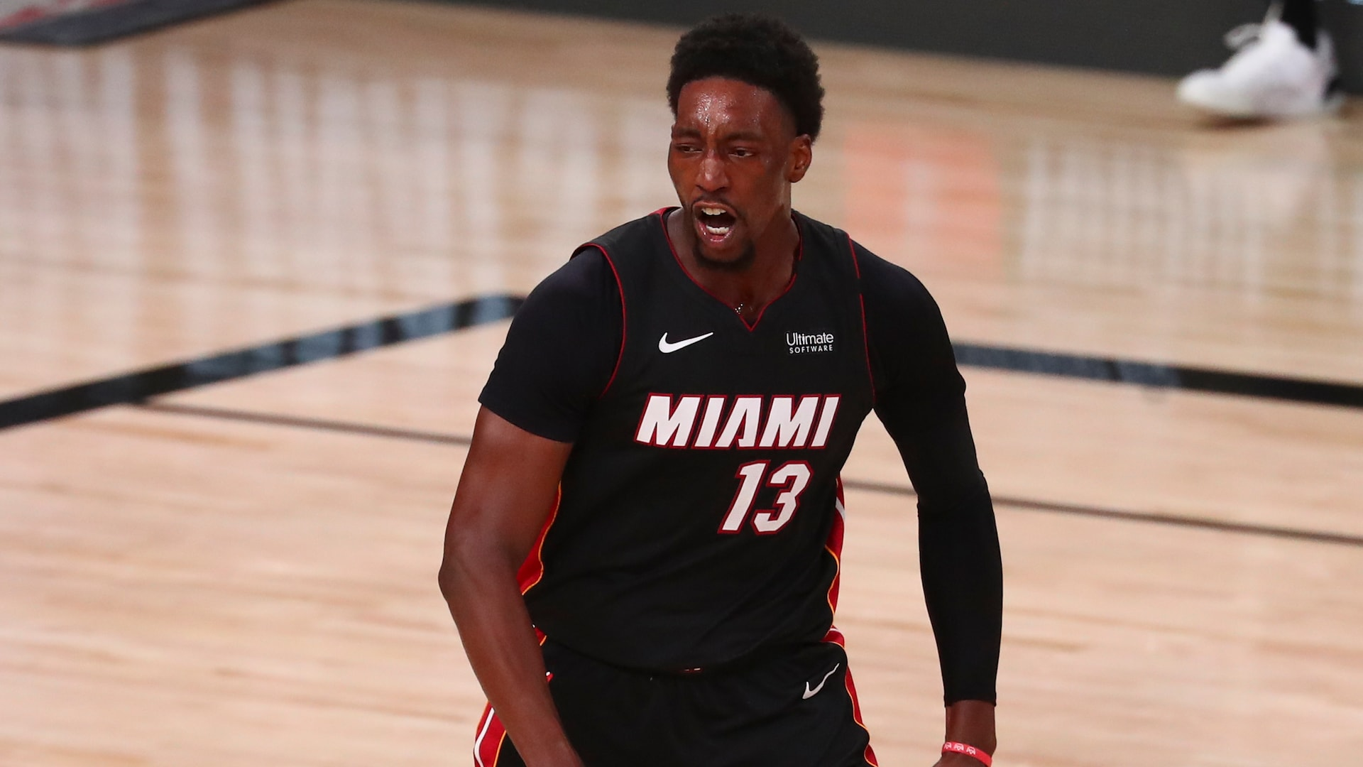 Bam Adebayo ignites Heat's crucial fourth-quarter flamethrowing