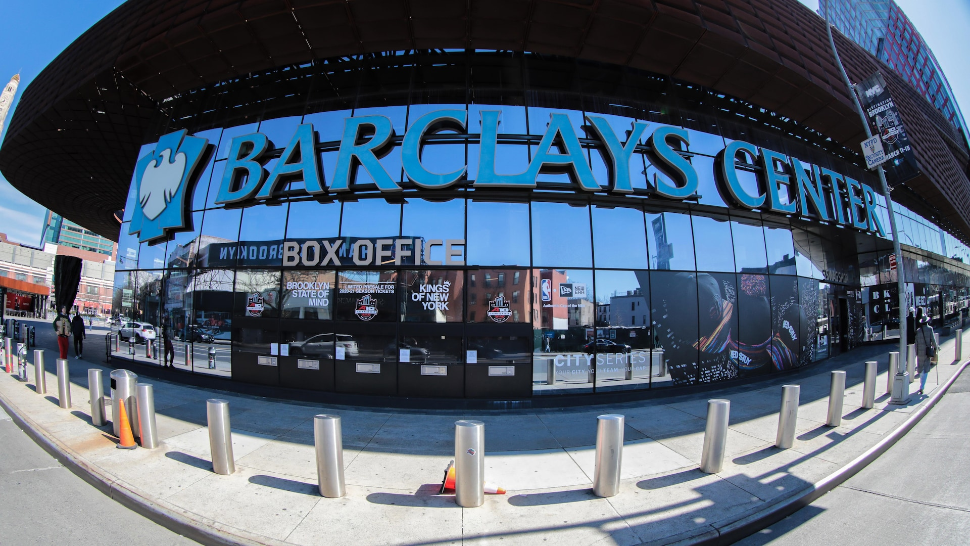 Barclays Center to serve as polling site for 2020 election