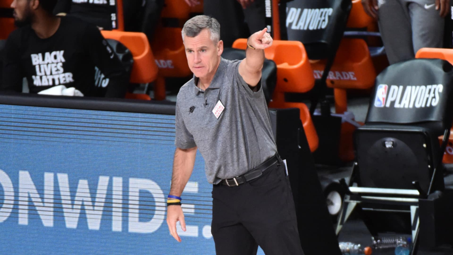 Bulls name Billy Donovan coach