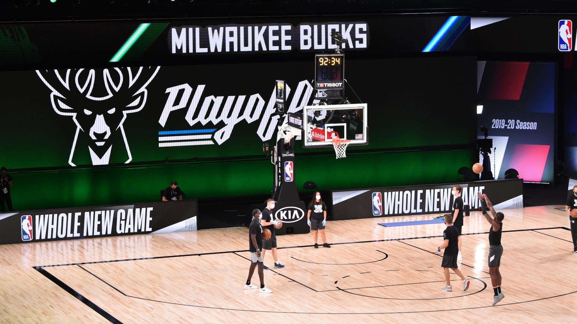 Bucks players upset with Wisconsin Legislature's inaction