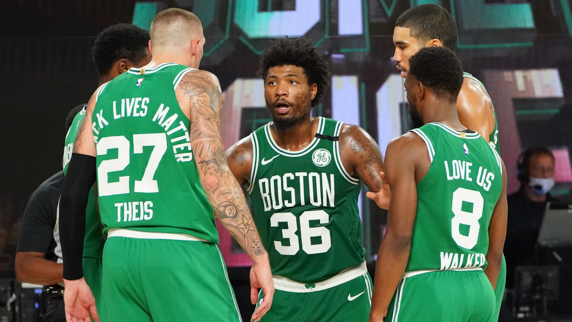 Marcus Smart fined $15,000 for criticizing officials