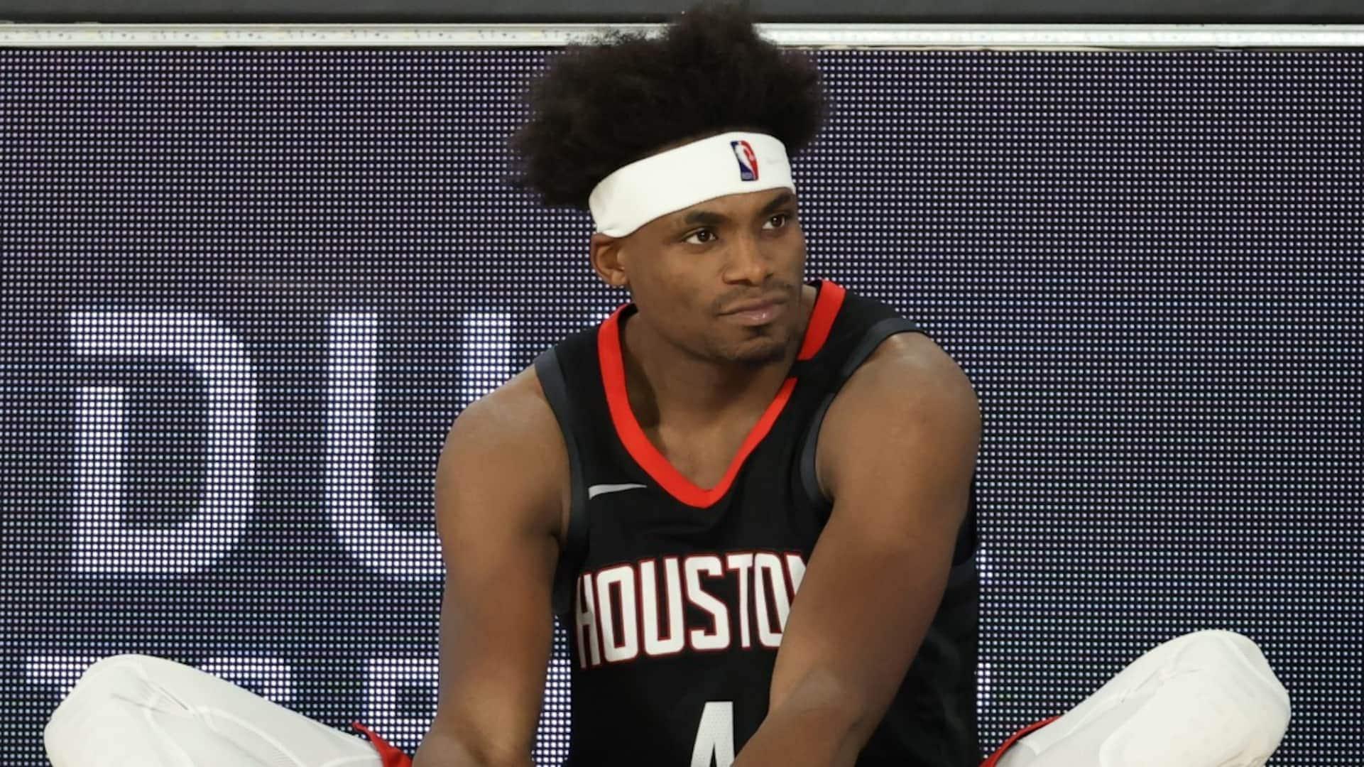 Rockets' Danuel House leaving NBA campus after violating campus protocols