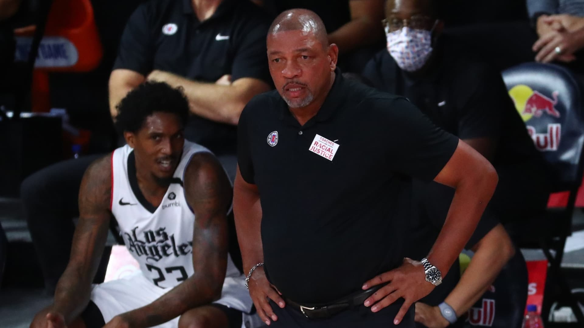 Doc Rivers out as LA Clippers coach after 7 seasons