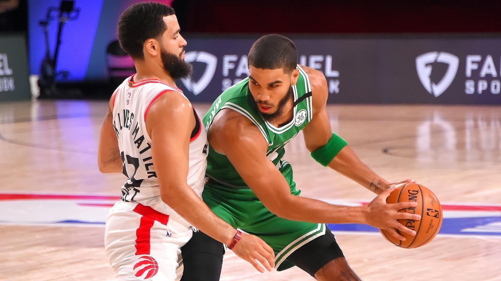 Numbers preview: Toronto Raptors (2) vs. Boston Celtics (3)