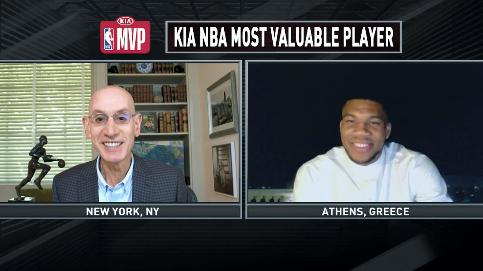 As MVP awards pile up, championships continue to elude Giannis Antetokounmpo