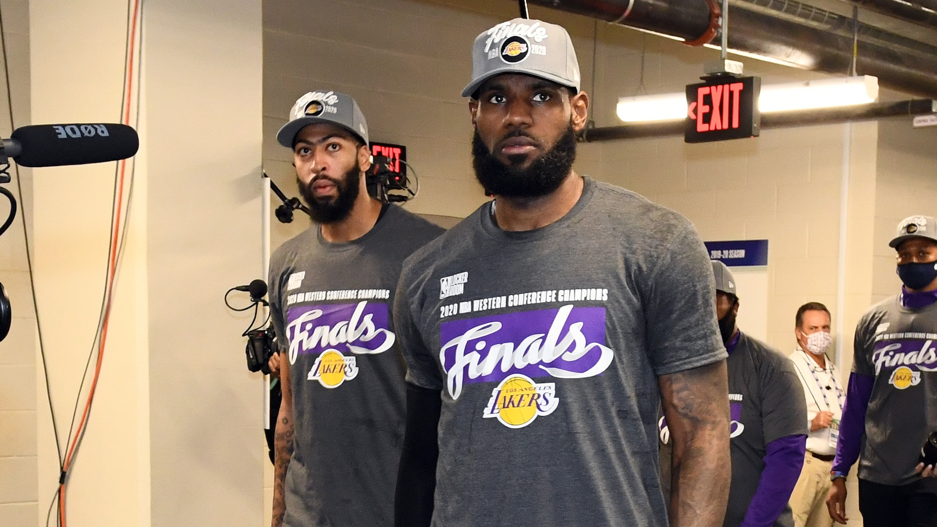 Lakers reach The Finals after difficult decade