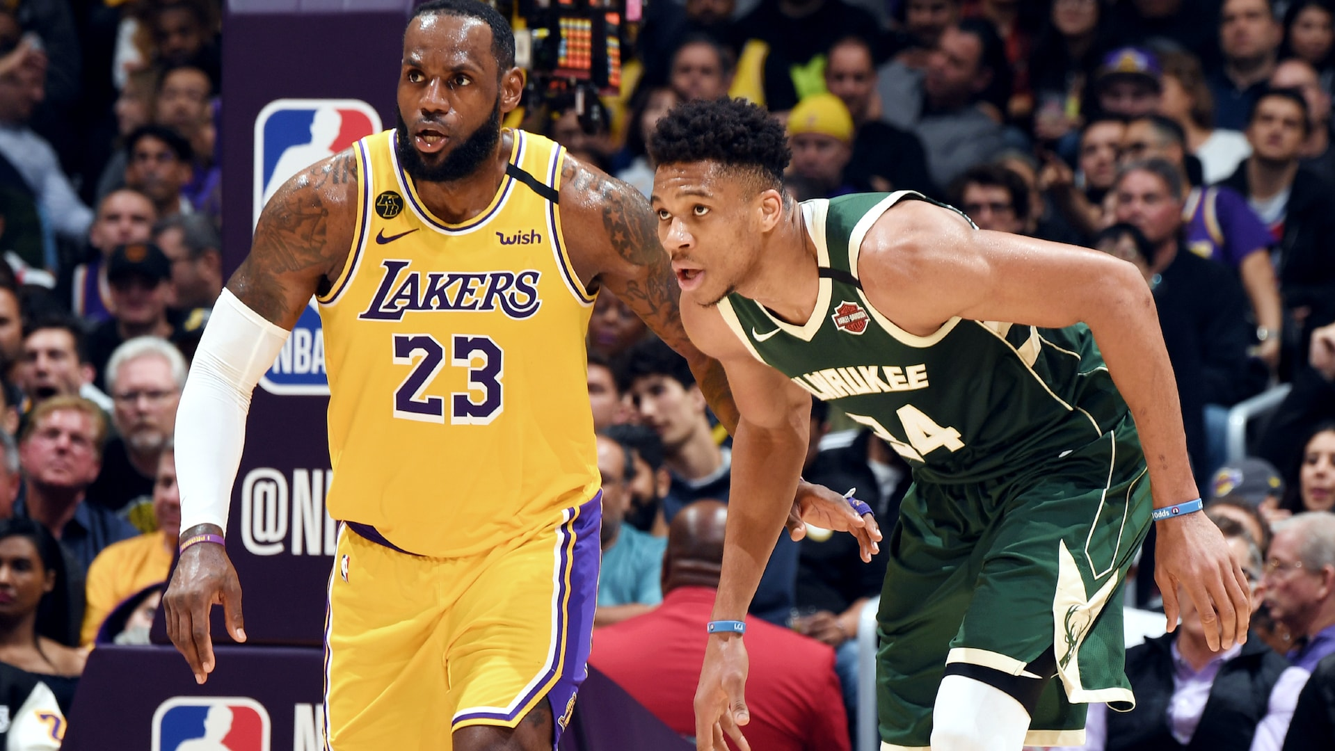 Giannis Antetokounmpo, LeBron James unanimously selected to 2019-20 All-NBA First Team