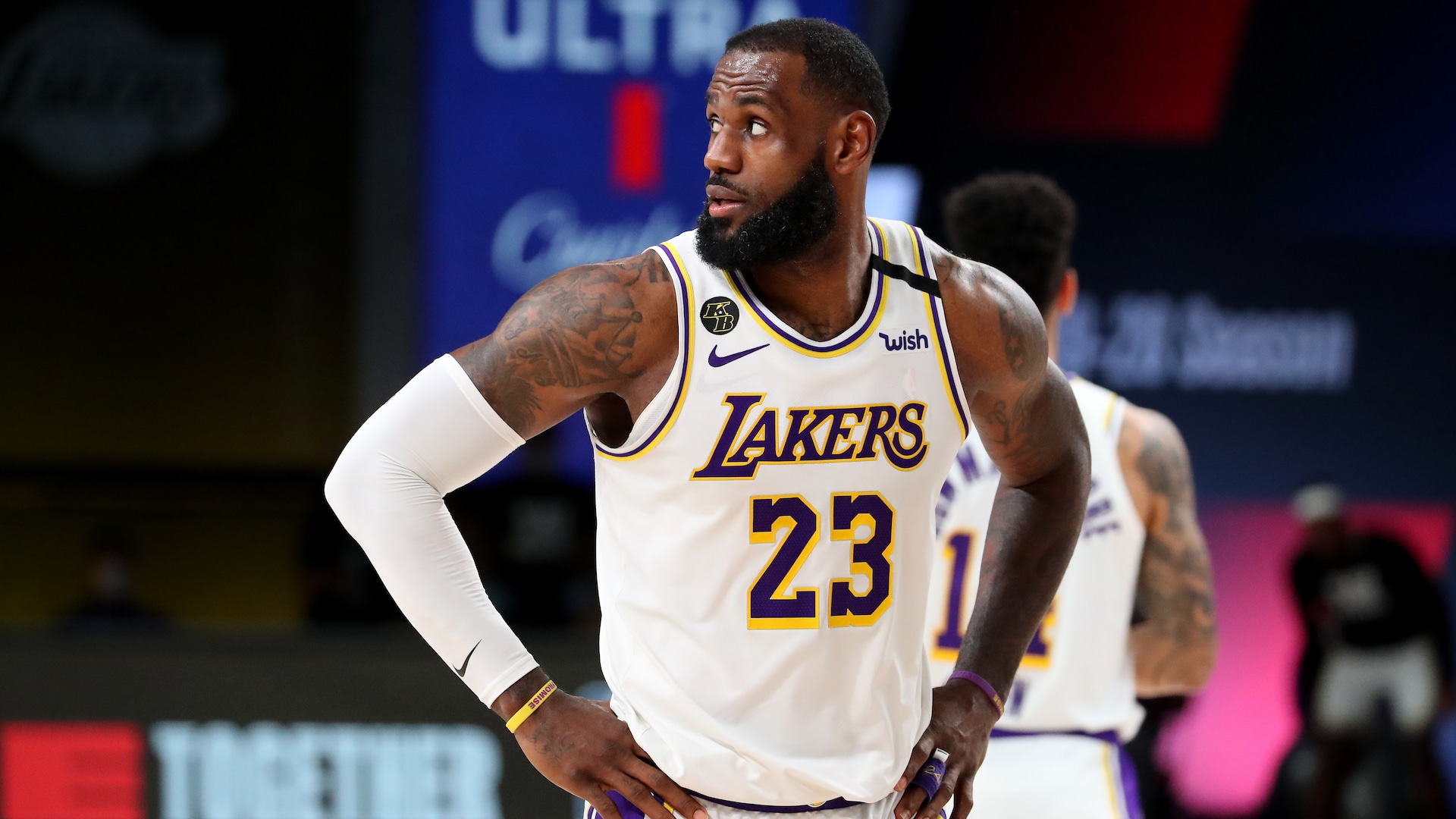 LeBron James makes All-NBA history
