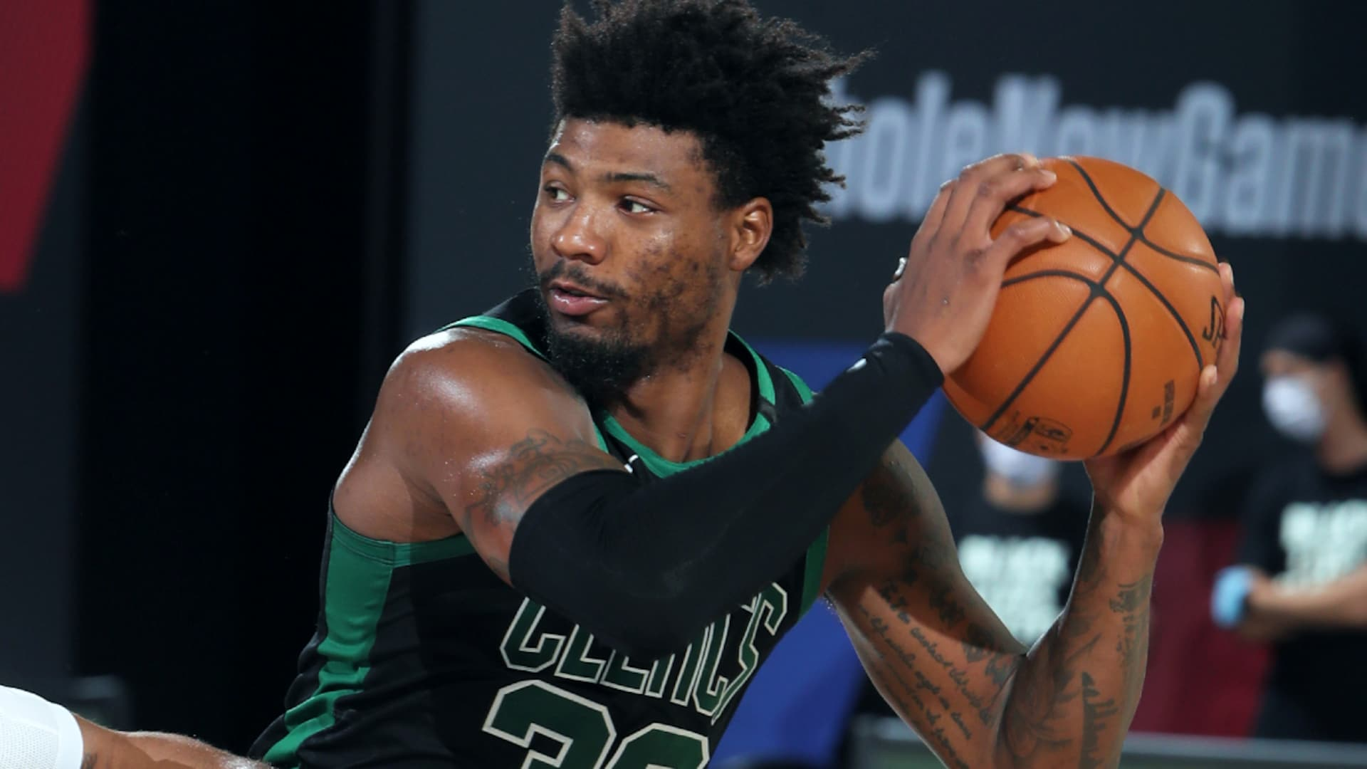Celtics' Smart fined for violating anti-flopping rules