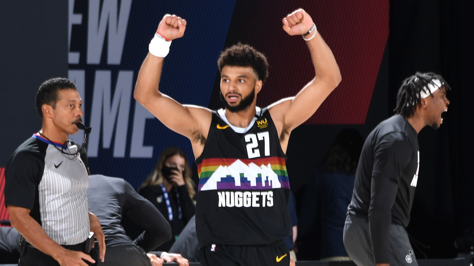 Nuggets join rare company with 3-1 series comeback
