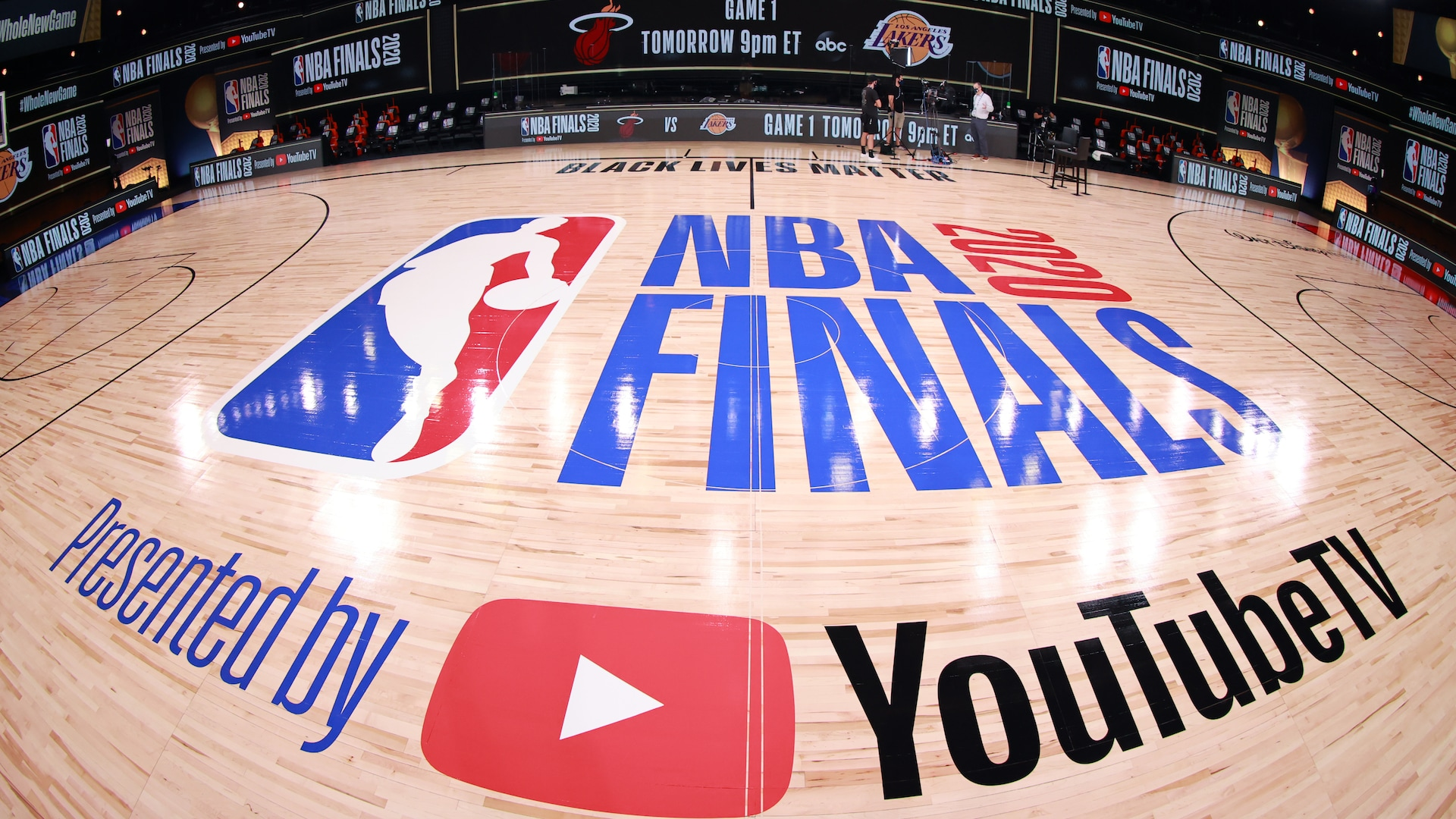 NBA announces 12 officials for The 2020 Finals