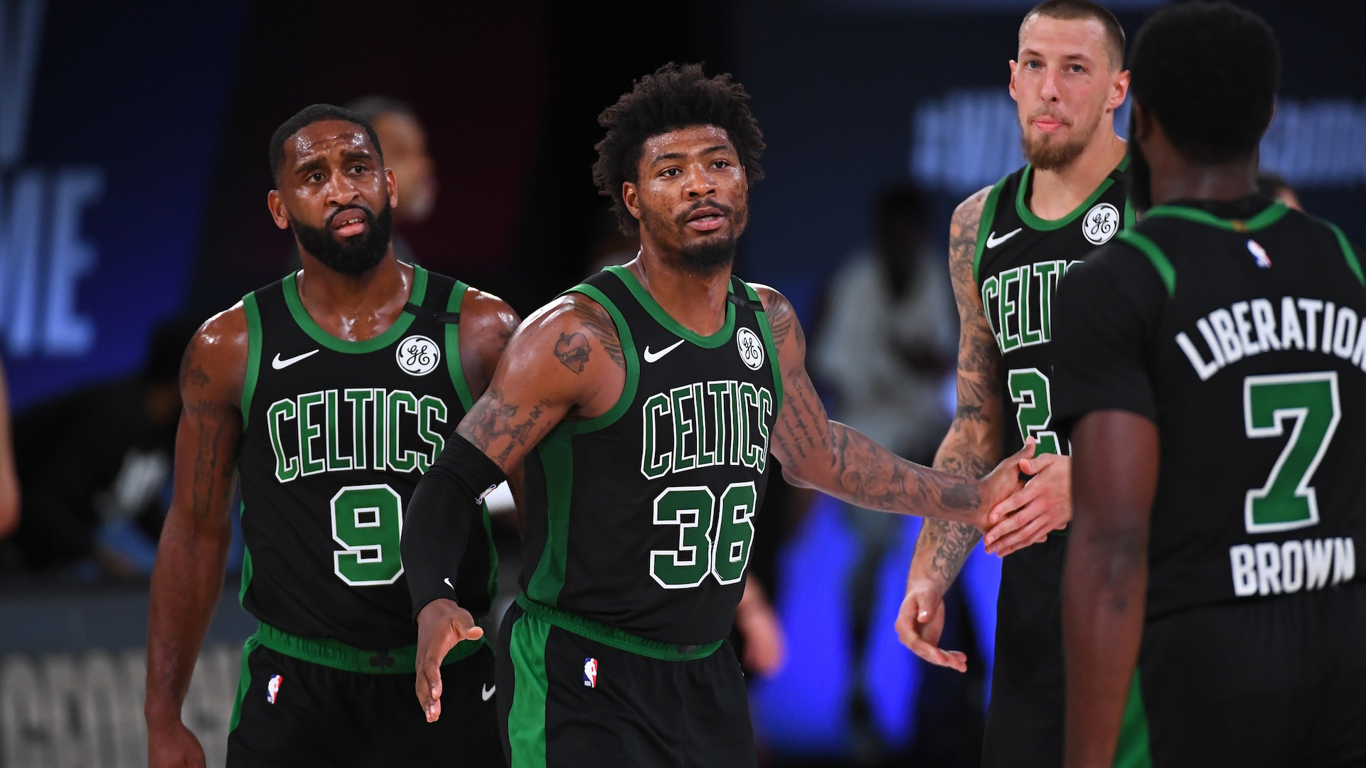 Marcus Smart unloads on Celtics teammates in emotional tirade